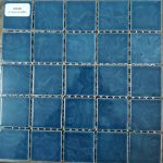 Mosaic COTTO Type MT 22S Resort Coral Blue