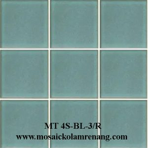 Mosaic COTTO Type MT 4S-BL-3/R