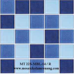 Mosaic COTTO Type MT 22S -MBL-14/R